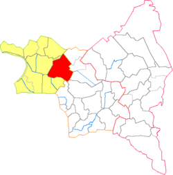 93027 - La Courneuve carte administrative.png