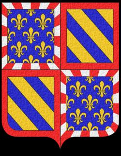 Blason de la Bourgogne