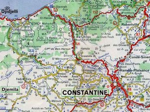 Carte Michelin Constantine.jpg