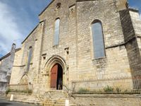 24164 - Excideuil - Eglise 1.JPG