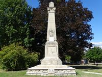 38297 - Arandon-Passins - Passins - Monument aux morts - 2020 02.JPG