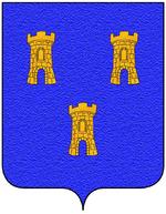 Blason Dampierre-les-bois