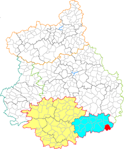 28303 - Poupry carte administrative.png