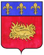 Blason Sarlat-la-canéda