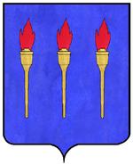 Blason Branoux-les-taillades