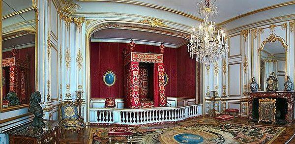 Le c r monial du lever du roi geneawiki for Chambre louis xiv