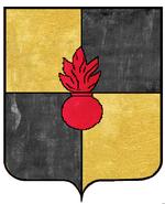 Blason Aix-noulette